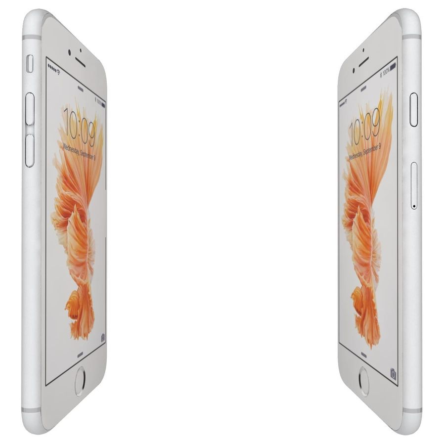 Apple iPhone 6s 모든 색상 royalty-free 3d model - Preview no. 26