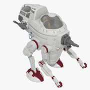 Walker CA-Ex 3d model