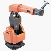 ABB IRB 580 Industrial Robot 3d model