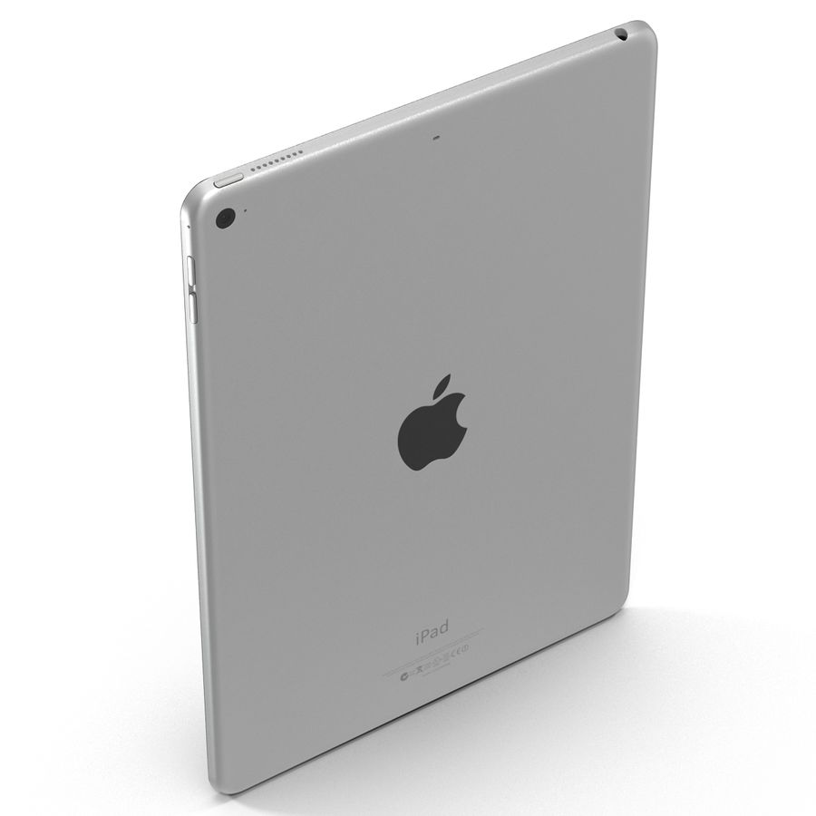 Ipad Pro 및 Apple Smart Keyboard royalty-free 3d model - Preview no. 32