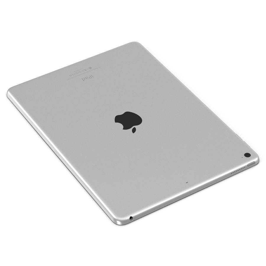Ipad Pro 및 Apple Smart Keyboard royalty-free 3d model - Preview no. 36