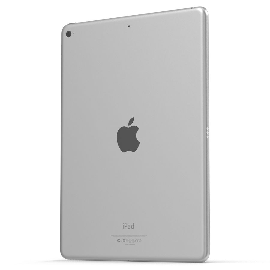 Ipad Pro 및 Apple Smart Keyboard royalty-free 3d model - Preview no. 31