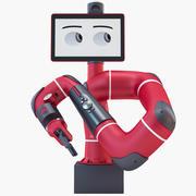 SAWYER_Industrial_robot 3d model