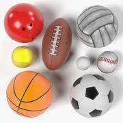 ボール基本 3d model