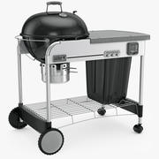 Weber Grill Charcoal GBS 57 3d model