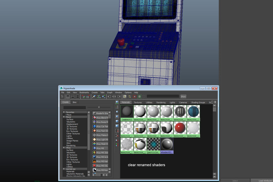 computer control station royalty-free 3d model - Preview no. 12