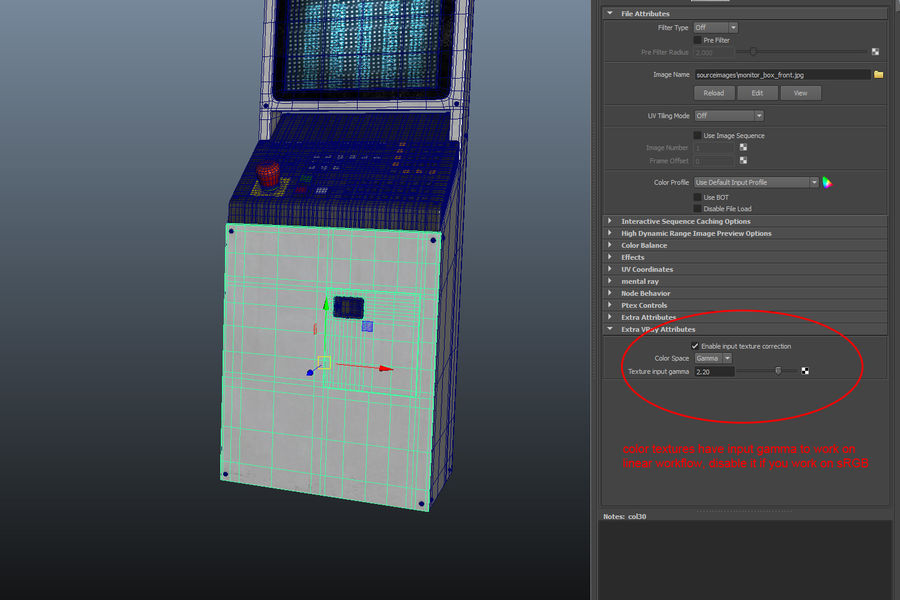 computer control station royalty-free 3d model - Preview no. 11