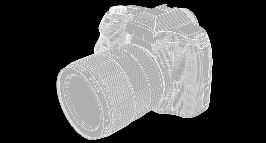 徕卡S Typ 007 royalty-free 3d model - Preview no. 17