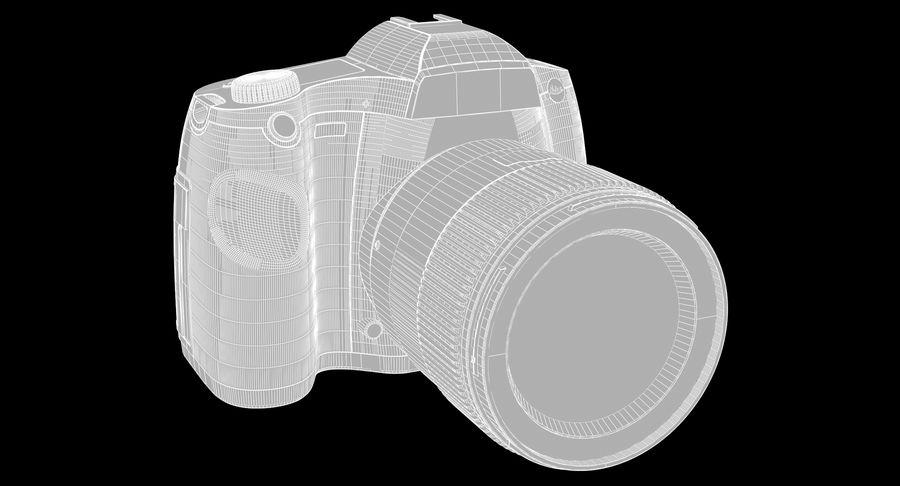 徕卡S Typ 007 royalty-free 3d model - Preview no. 16