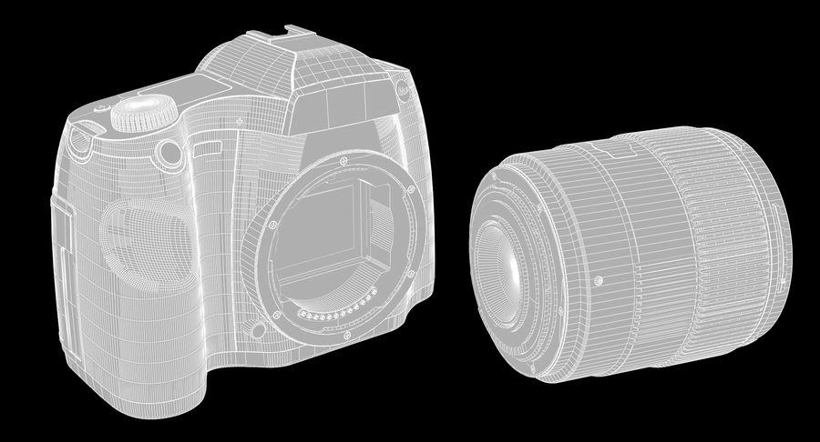徕卡S Typ 007 royalty-free 3d model - Preview no. 23