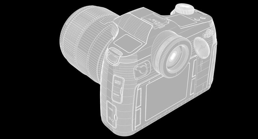 徕卡S Typ 007 royalty-free 3d model - Preview no. 18