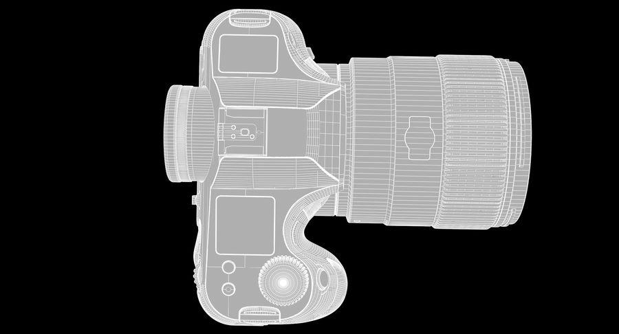 徕卡S Typ 007 royalty-free 3d model - Preview no. 22