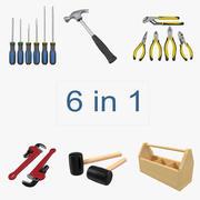 Tools 3D Models Collection 2 3d model