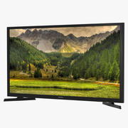 Samsung LED J4000 Series TV 32 Inch 3d model