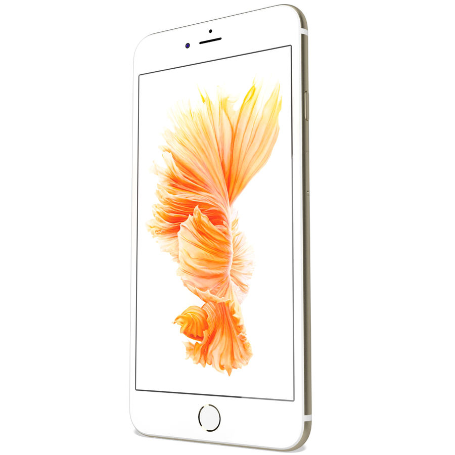 Kolekcja Apple iPhone 6s i 6s Plus royalty-free 3d model - Preview no. 96