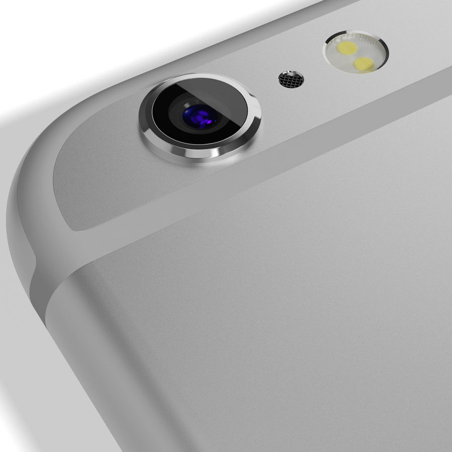 Kolekcja Apple iPhone 6s i 6s Plus royalty-free 3d model - Preview no. 158