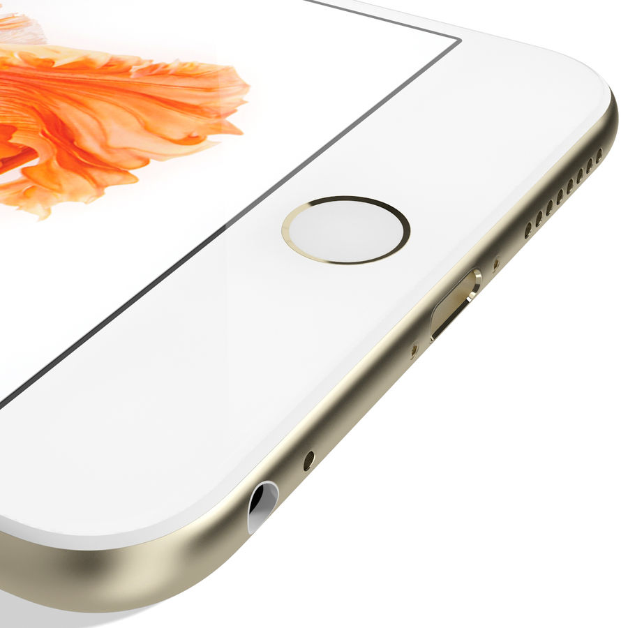 Kolekcja Apple iPhone 6s i 6s Plus royalty-free 3d model - Preview no. 105
