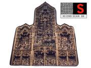 Altar gótico 8K modelo 3d