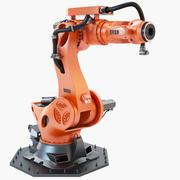 KUKA KR 1300 Titan 산업용 로봇 3d model