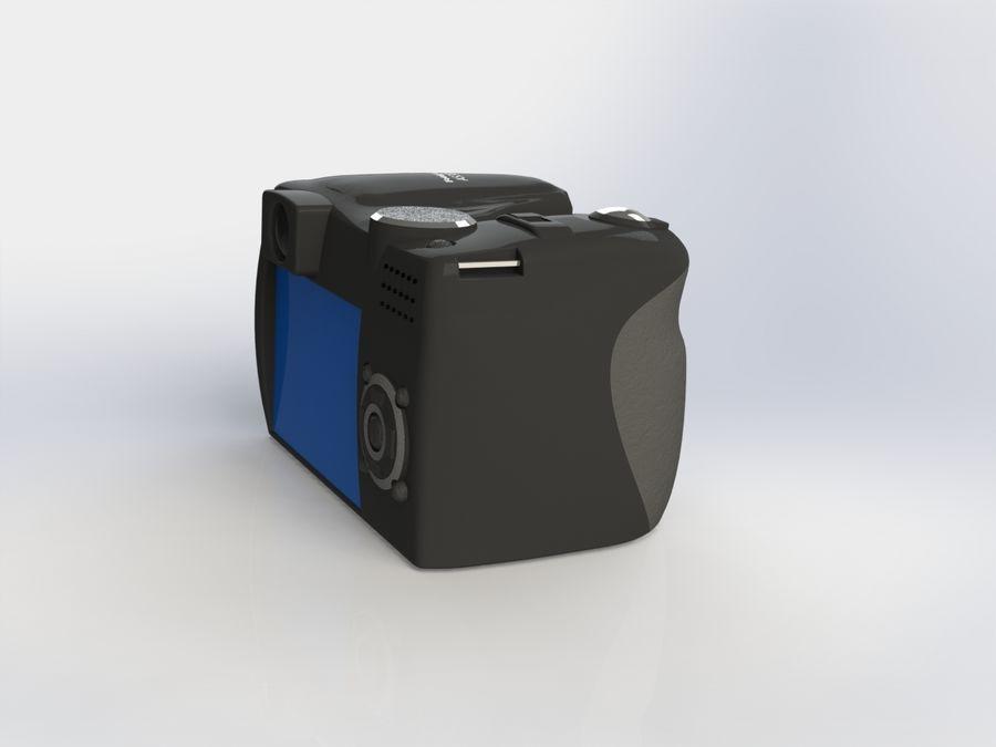 Camera royalty-free 3d model - Preview no. 5