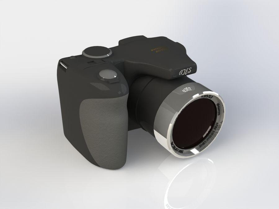 Camera royalty-free 3d model - Preview no. 1