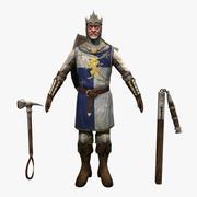 Knight Lord 3d model