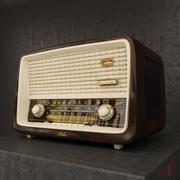 Polka 813 Radio Graetz modelo 3d
