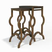 Häckande bord 3d model