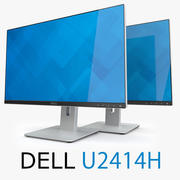DELL UltraSharp 24 Monitör U2414H 3d model