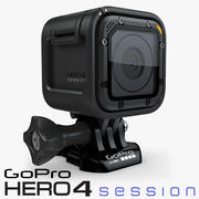 GoPro Hero4 Oturumu 3d model