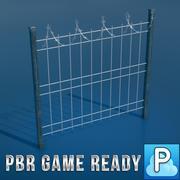 Pack de clôture 3d model