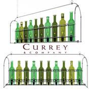 Currey and Company Cin Cin modelo 3d