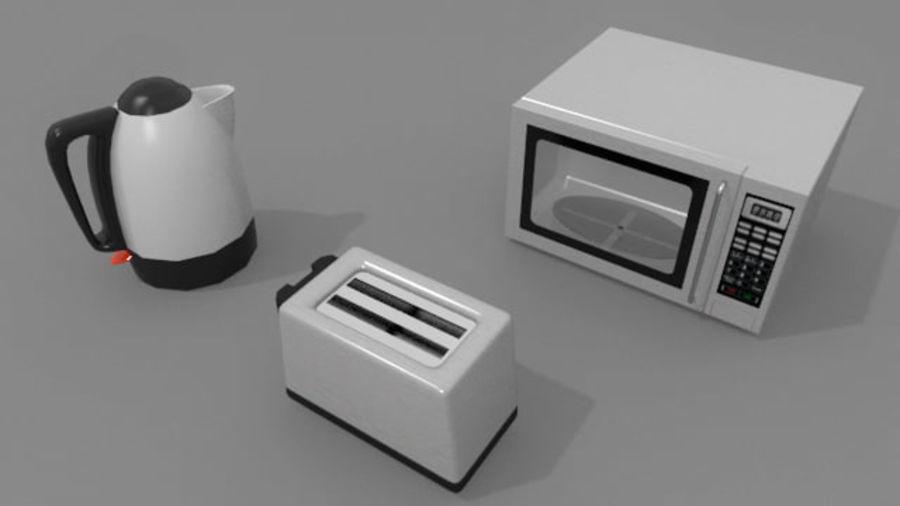 가제트 및 전자 제품 팩 royalty-free 3d model - Preview no. 4