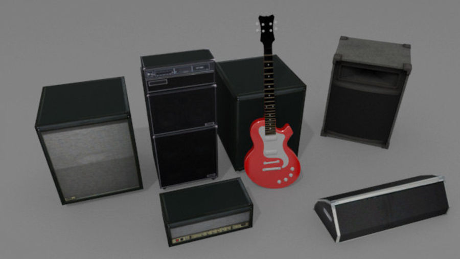 가제트 및 전자 제품 팩 royalty-free 3d model - Preview no. 3