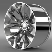 Obręcz Chrysler 300 Limited 2015 3d model