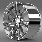 Chrysler 300C 2015 Felge 3d model