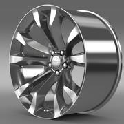 克莱斯勒300C Platinum 2015 rim 3d model