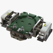 Soporte robótico de alta tecnología modelo 3d