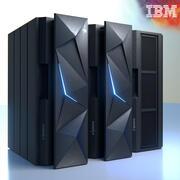 Systemy IBM z13 3d model