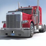 Amerikaanse Truck 03 3d model