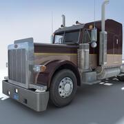 Amerikaanse Truck 04 3d model