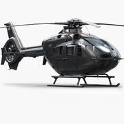 Eurocopter H-135 3d model