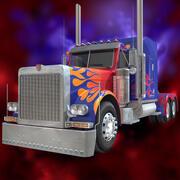 US Truck 06 Optimus PRIME 3d model