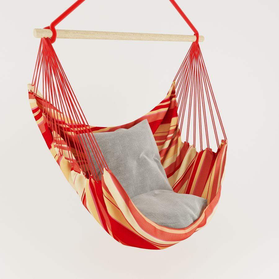 Hammock Chair 3D Model $25 -  max  obj  fbx - Free3D