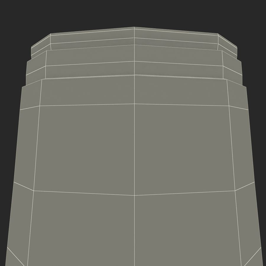 Solo Cup royalty-free 3d model - Preview no. 24