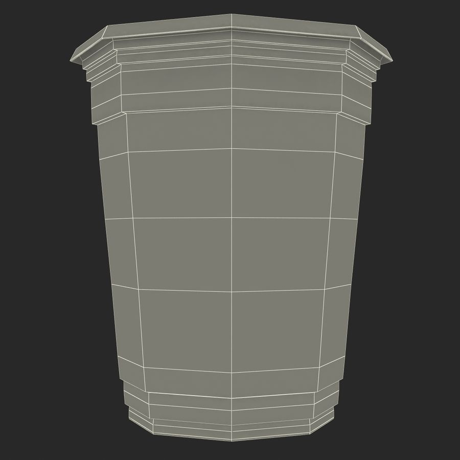 Solo Cup royalty-free 3d model - Preview no. 18