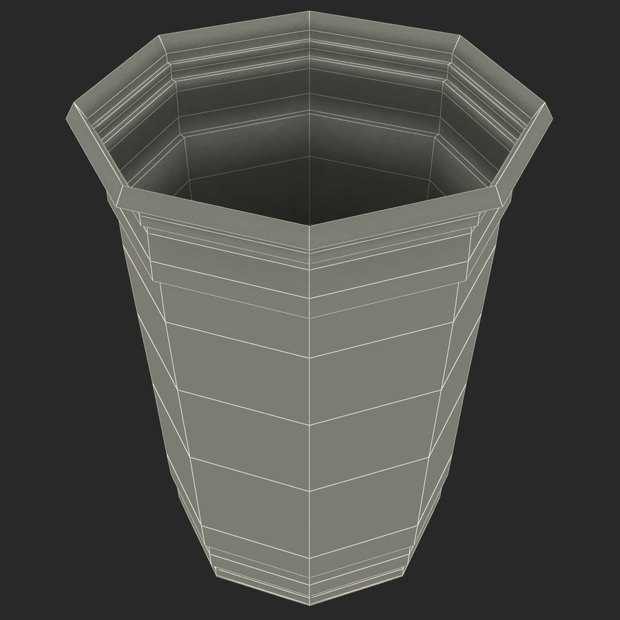 Solo Cup royalty-free 3d model - Preview no. 17