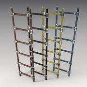 Game Ready ladder 3d model