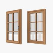 Fenster 003 3d model