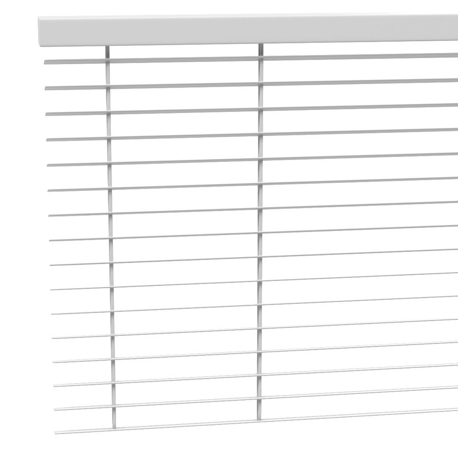 Blinds Set royalty-free 3d model - Preview no. 9